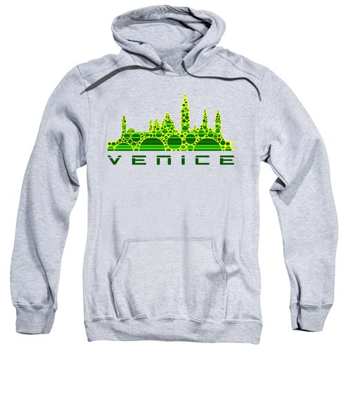 Venice Cool Skyline 3 Sweatshirt