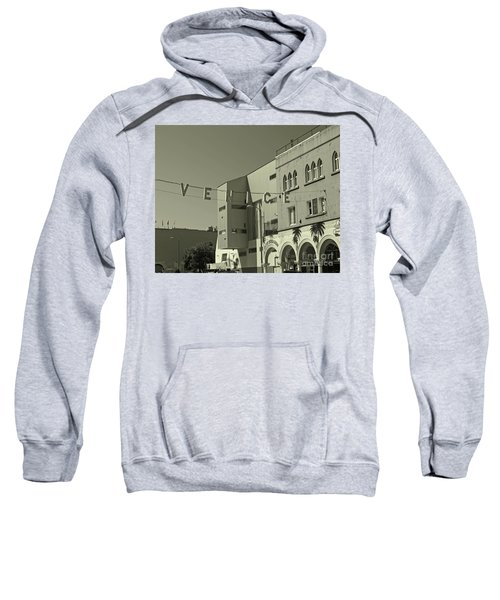 Venice Sign Sweatshirt