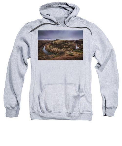 Verde River Horseshoe Sweatshirt