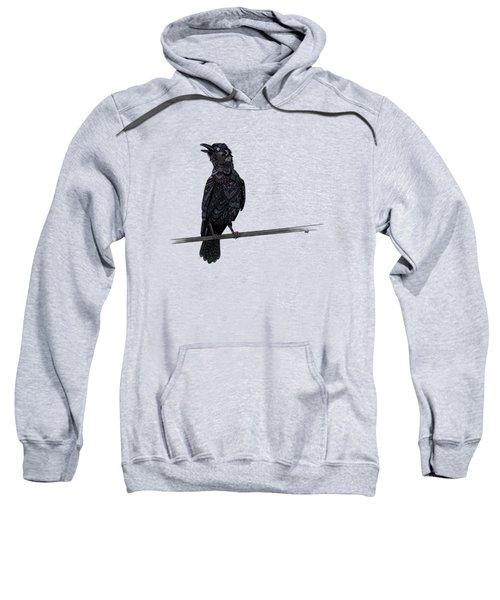 Verklempt Crow Sweatshirt