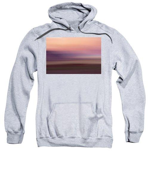 Vermilion Cliff At Dusk Sweatshirt