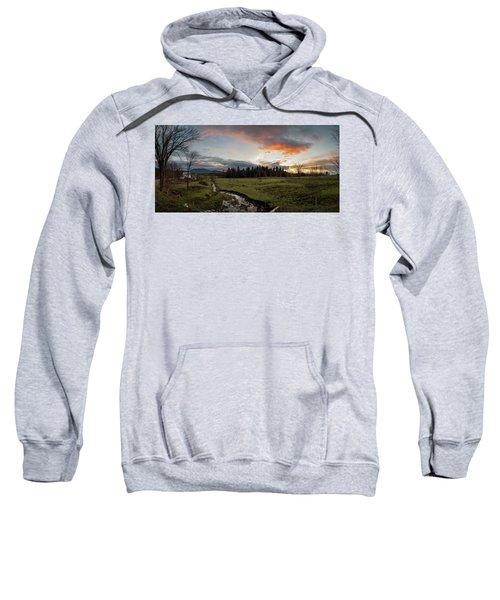 Vermont Sunset Sweatshirt