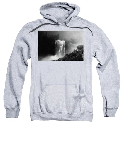 Vernal Fall And Mist Trail Sweatshirt