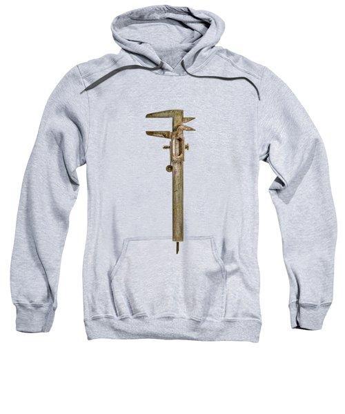Vernier Caliper Sweatshirt