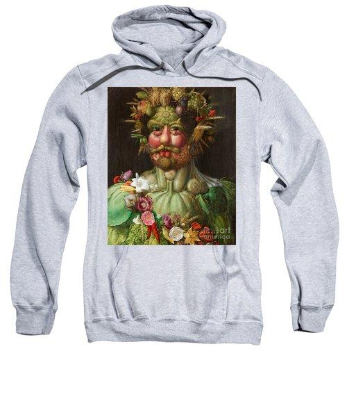 Vertumnus, 1591 Sweatshirt