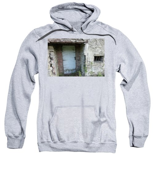 Very Long Locked Door Sweatshirt