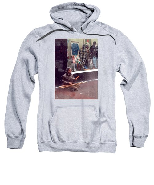Vet Selling Pencils Sweatshirt
