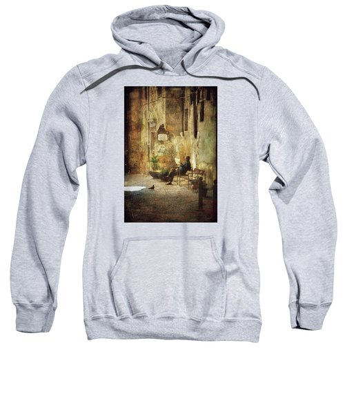 Vicolo Chiuso   Closed Alley Sweatshirt