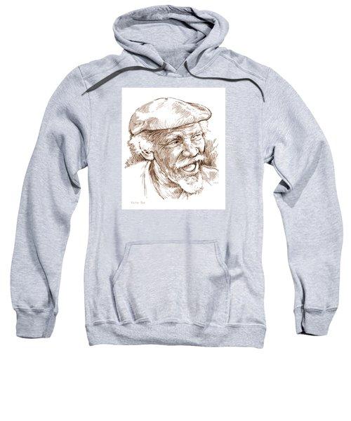 Victor Boa Sweatshirt by Greg Joens