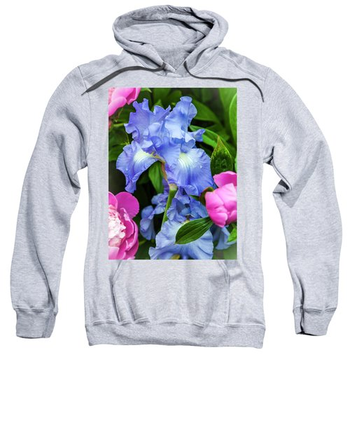 Victoria Falls Iris Sweatshirt