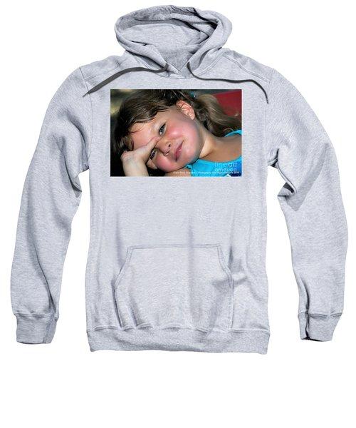 Victorias Smile Sweatshirt
