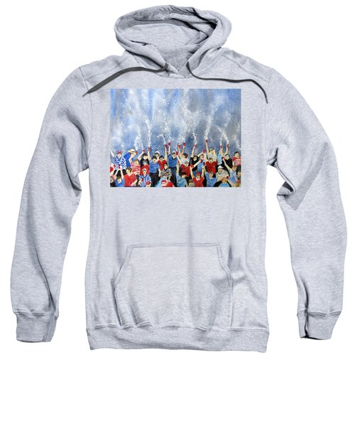 Victory Shower Sweatshirt