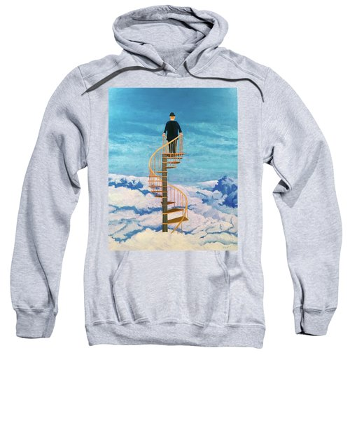 View From Above Sweatshirt