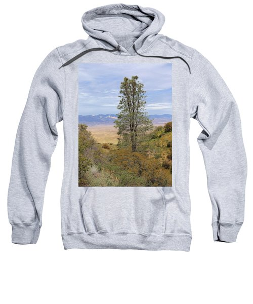 View From Pine Canyon Rd Sweatshirt