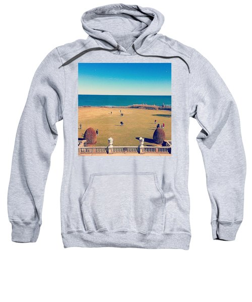 Looking Out From The Gilded Age Sweatshirt