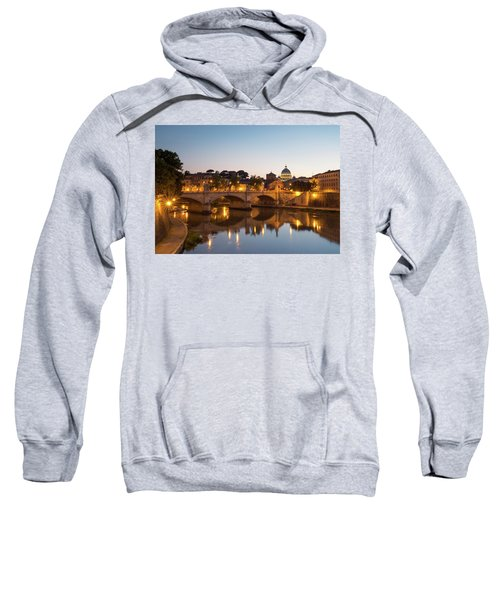 View Of Rome Sweatshirt