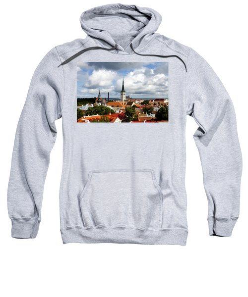 View Of St Olav's Church Sweatshirt