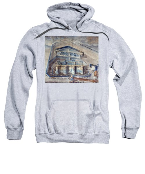 View Of The Bastille Sweatshirt
