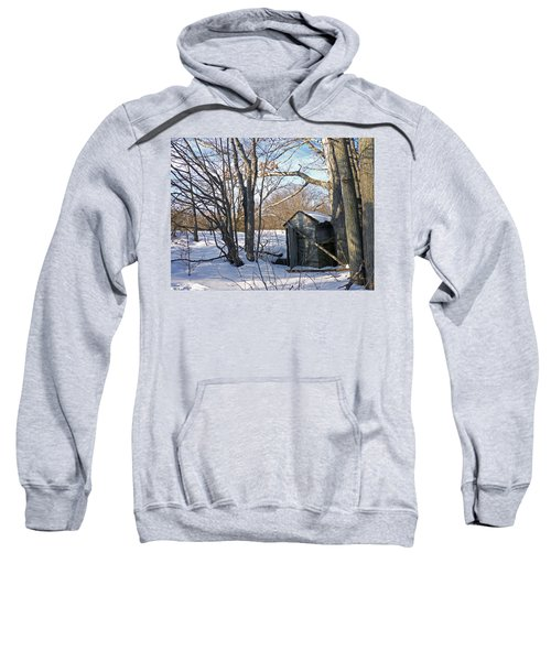 View Of The Past Sweatshirt
