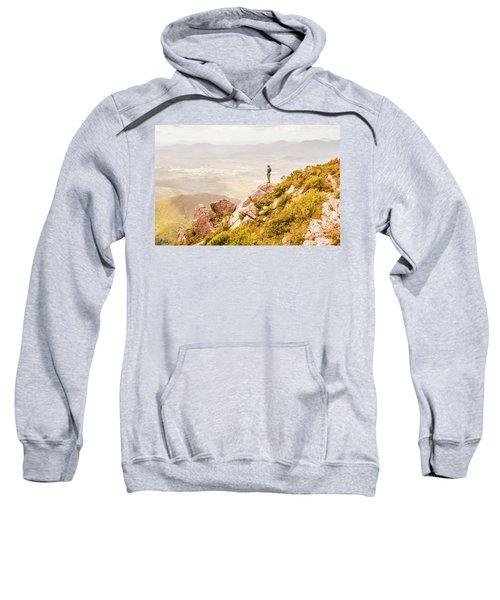 Views On West Coast Tasmania  Sweatshirt