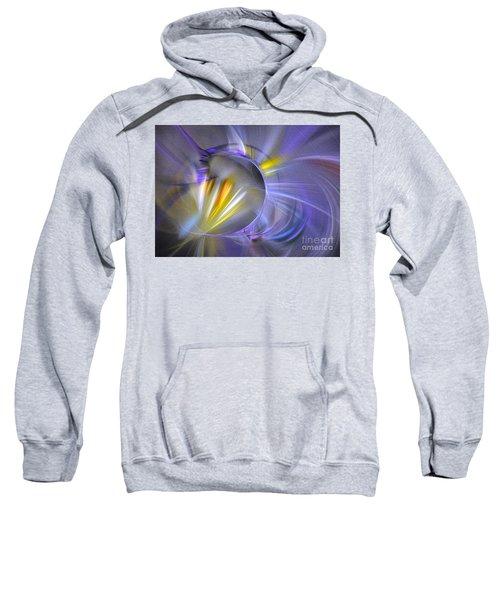 Vigor - Abstract Art Sweatshirt