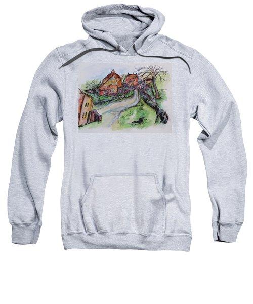 Village Back Street Sweatshirt