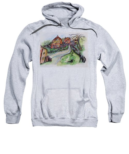 Village Back Street Sweatshirt