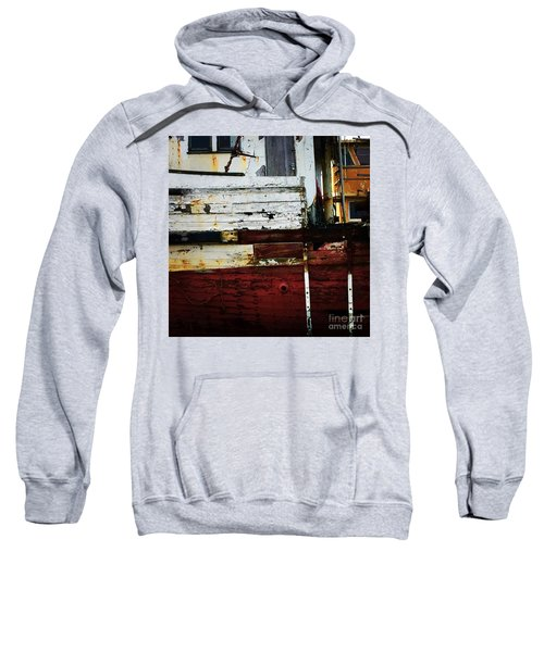 Vintage Astoria Ship Sweatshirt
