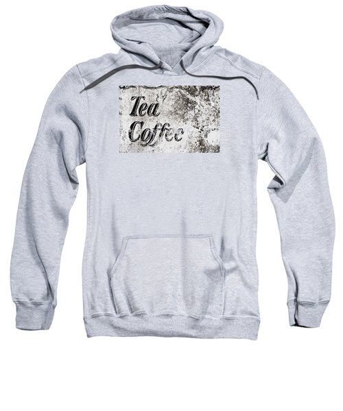 Vintage Cafe Sign Sweatshirt