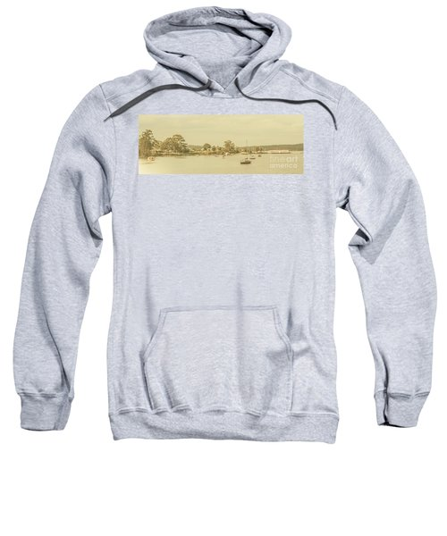 Vintage Dover Harbour Tasmania Sweatshirt