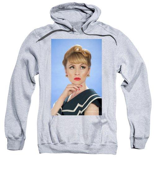 Vintage Glamour Sweatshirt