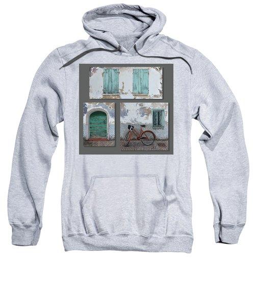 Vintage Series All 3 In 1 Sweatshirt