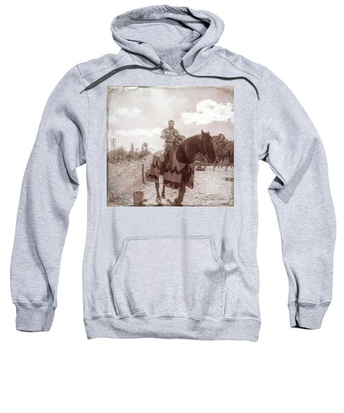 Vintage Knight Sweatshirt