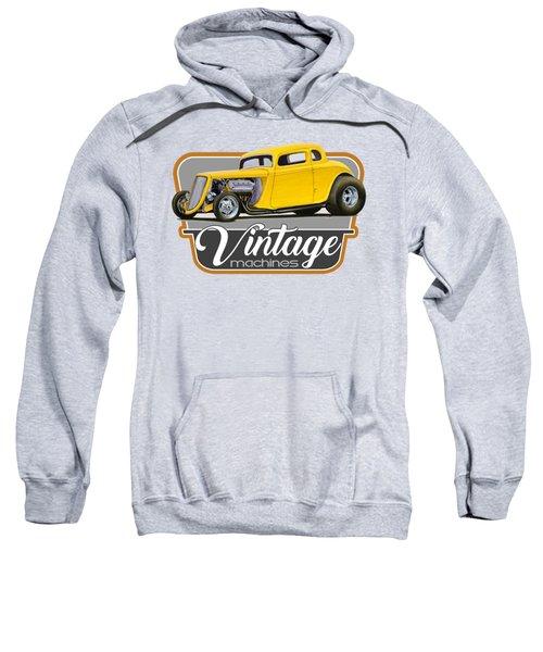 Vintage Machines Sweatshirt