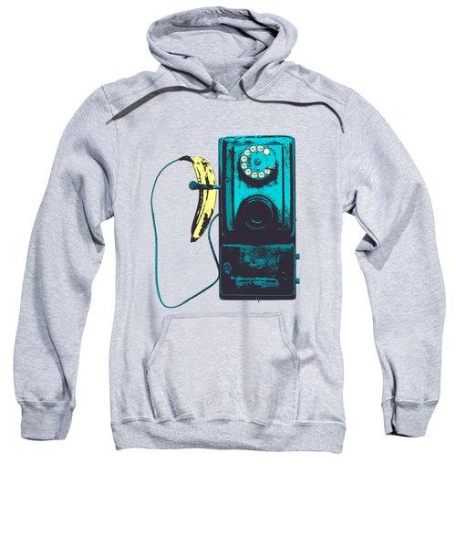 Vintage Public Telephone Sweatshirt