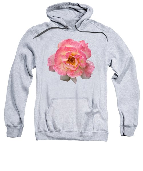 Vintage Rose Square Sweatshirt