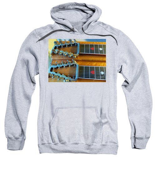 Vintage Sho-bud Pedal Steel Sweatshirt