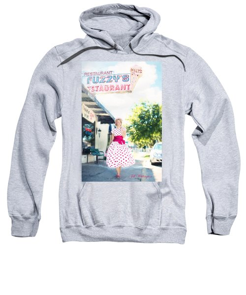 Vintage Val Ice Cream Parlor Sweatshirt