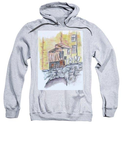 Vintage Wash Day Sweatshirt