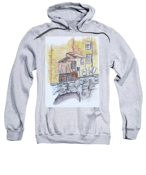 Vintage Wash Day Sweatshirt