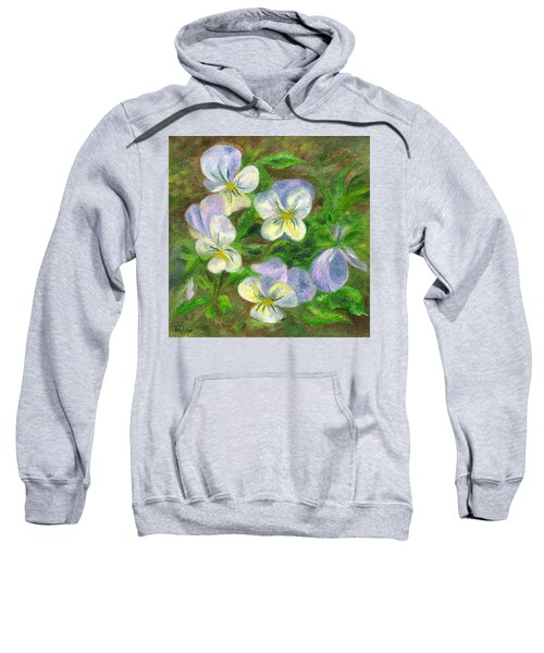 Violets Sweatshirt