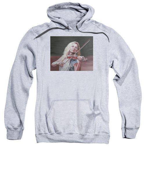Violin Solo Sweatshirt