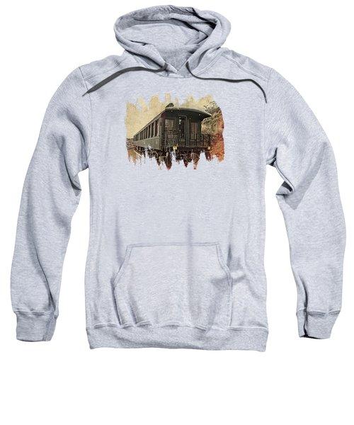 Virginia City Pullman Car Sweatshirt