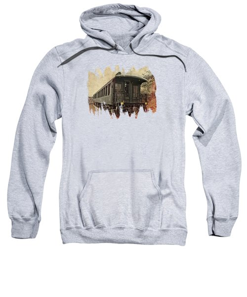 Virginia City Pullman Car Sweatshirt