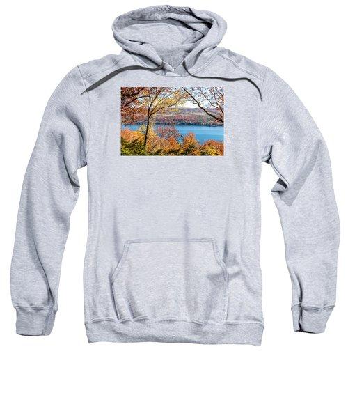 Vista From Garrett Chapel Sweatshirt