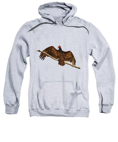 Vivid Vulture .png Sweatshirt