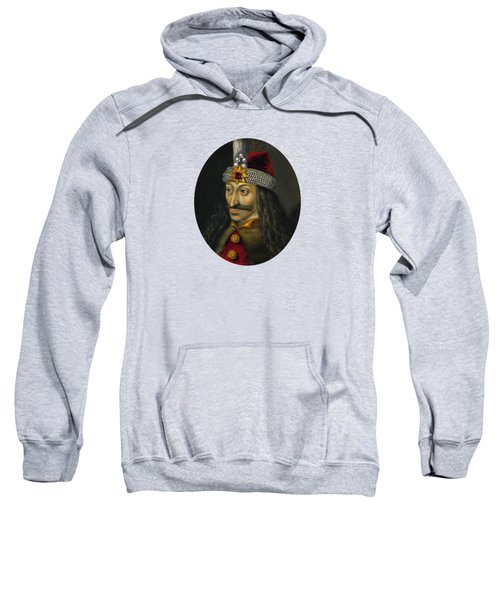 Vlad The Impaler Portrait  Sweatshirt