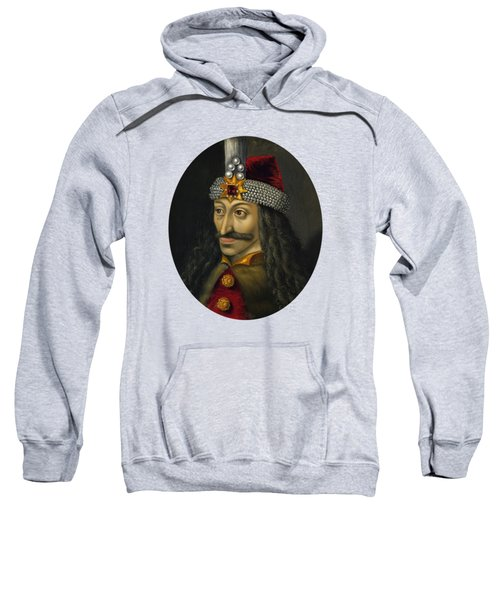 Vlad The Impaler Portrait  Sweatshirt