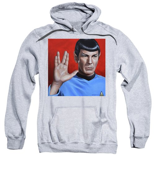 Vulcan Farewell Sweatshirt