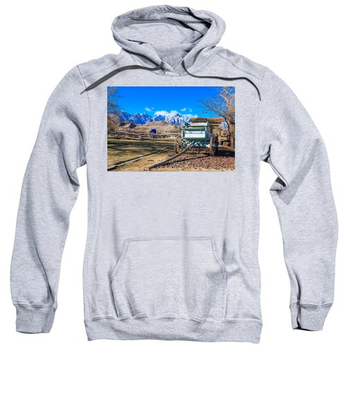 Wagon Sweatshirt